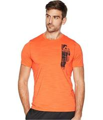 Reebok Workout Ready Activchill Graphic Top
