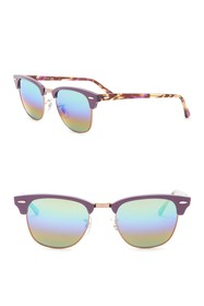 Ray-Ban 51mm Clubmaster Sunglasses