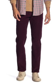 Levi's 502 Mulled Wine Regular Tapered Pants - 29-