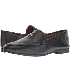 COACH Hallie Leather Loafer