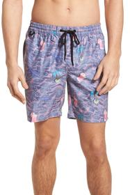 GLOBE Deep End Pool Shorts