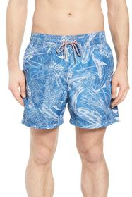 Maaji Corduroy Sea Reversible Swim Trunks