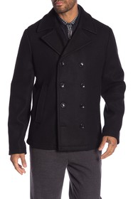 Michael Kors Double Breasted Peacoat