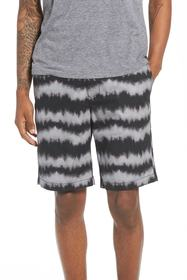 The Rail Wavelength Print Shorts