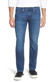 Frame Denim L'Homme Slim Straight Fit Jeans
