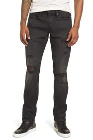 Frame Denim L'Homme Slim Fit Jeans (Flintwood)