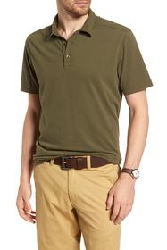 1901 Brushed Pima Cotton Polo