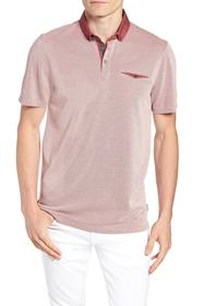 Ted Baker London Beanz Slim Fit Piqu? Polo
