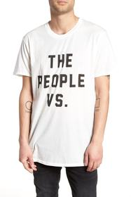 The People Vs. The People Vs. Logo Moth T-Shirt