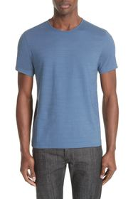 John Varvatos Collection Slub Crewneck T-Shirt