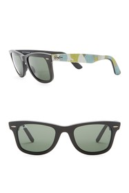 Ray-Ban Wayfarer 50mm Wayfarer Sunglasses