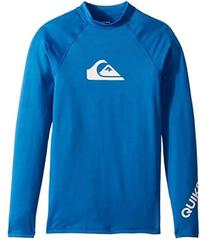 Quiksilver All Time Long Sleeve Rashguard (Big Kid