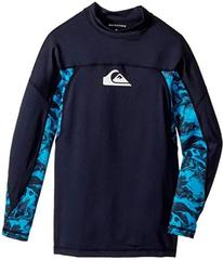 Quiksilver Slash Long Sleeve Rashguard (Big Kids)