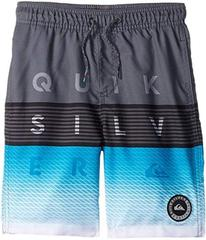 Quiksilver Word Block Volley Shorts (Toddler/Littl