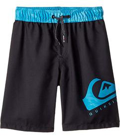 Quiksilver Lava Logo Volley Shorts (Big Kids)