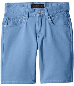 Quiksilver Lygon Walkshorts (Big Kids)
