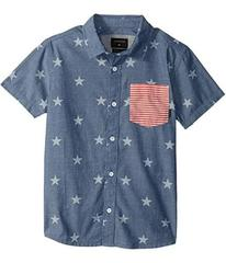 Quiksilver 4th Short Sleeve Top (Big Kids)