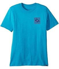 Quiksilver Saved By The Swell Tee (Big Kids)