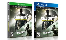Call of Duty: Infinite Warfare Legacy Edition for