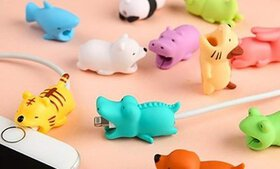 iPhone and Android Animal Biters Cable Protectors