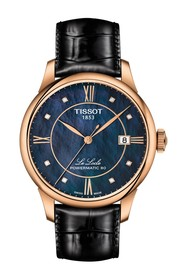 Tissot Women's Le Locle Powermatic 80 Diamond Acce