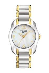 Tissot Women's T-Wave Round Bracelet Watch