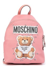 MOSCHINO Printed Graphic Backpack