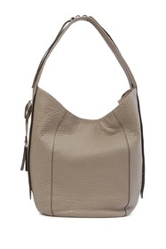 Vince Camuto Siny Leather Hobo Bag