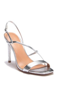 Halston Heritage Strappy Leather Sandal