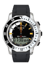 Tissot Men's Sea-Touch in Meters Sport Watch