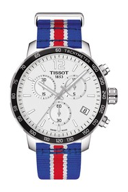 Tissot Men's Quickster Chronograph NBA Philadelphi
