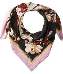 Vince Camuto Illustrated Floral Square