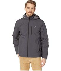 Nautica Hooded J-Class Midweight Jacket
