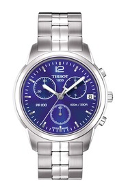 Tissot Men's PR 100 Chronograph Bracelet Watch
