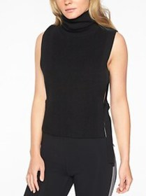 Doubletime Turtleneck Sweater Tank