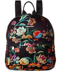 Rampage Floral Brocade Midi Dome Backpack