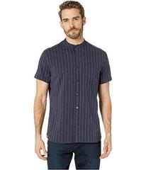 Kenneth Cole New York Bold Striped Short Sleeve Ba