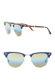 Ray-Ban 'Clubmaster' 49mm Sunglasses