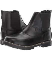Old West English Kids Boots Black
