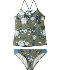 Roxy Surf the Desert Tankini Set (Big Kids)