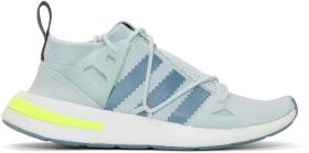 adidas Originals Blue ARKYN W Boost Sneakers