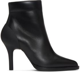 Chloé Black Tracy Boots