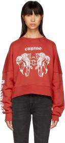 Marcelo Burlon County of Milan Red Cupido Tattoo C