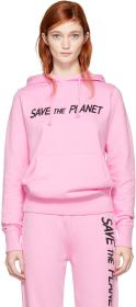 Ashley Williams SSENSE Exclusive Pink 'Save The Pl