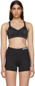 Nike Black Rival Sports Bra