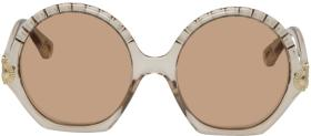 Chloé Brown Vera Sunglasses