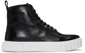 Hugo Black Edge Sneakers