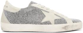 Golden Goose Silver Limited Edition Crystal Galaxy