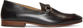 H by Hudson Black Renzo Loafers