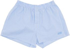 Boss Two-Pack Blue & White Patterned Boxers